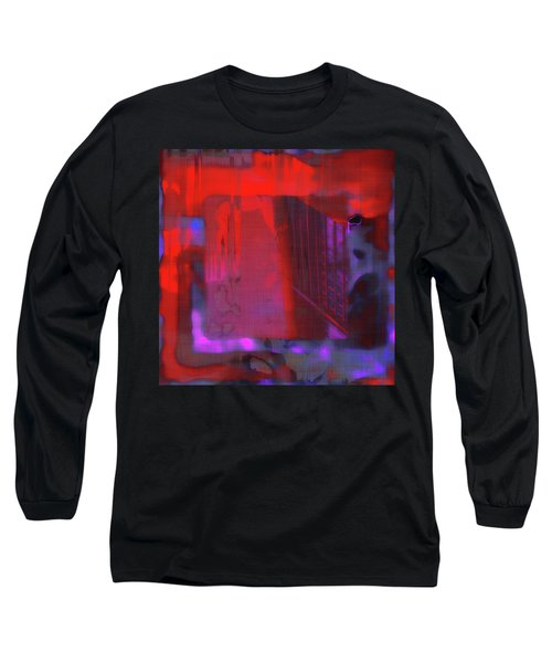Long Sleeve T-Shirt featuring the digital art Final Scene - Before The Bell by Wendy J St Christopher