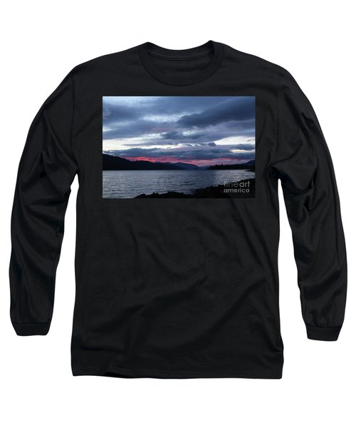 Final Touch Long Sleeve T-Shirt by Victor K