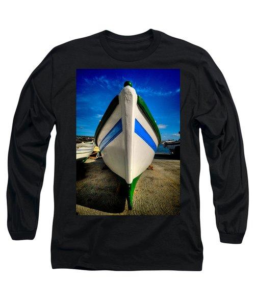 Fine Art Colour-108 Long Sleeve T-Shirt