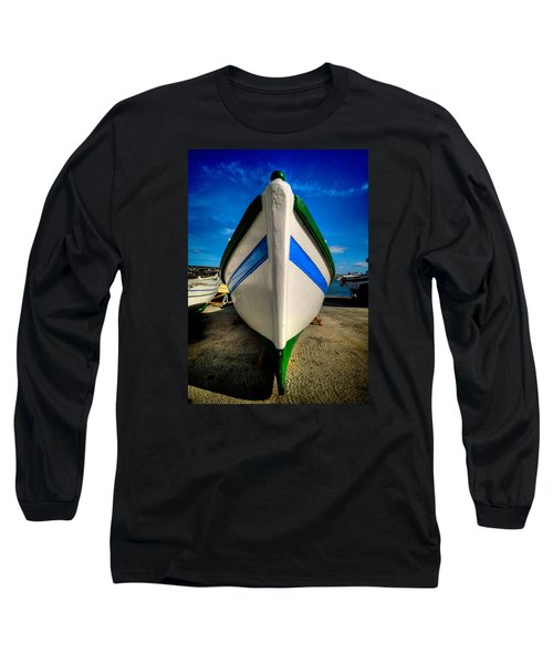 Fine Art Colour-108 Long Sleeve T-Shirt