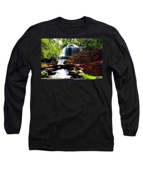 Finlay Park Columbia Sc Summertime Long Sleeve T-Shirt