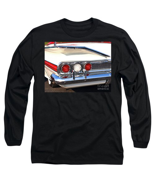 Fins Were In - 1960 Chevrolet Long Sleeve T-Shirt