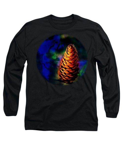 Fir Cone Long Sleeve T-Shirt