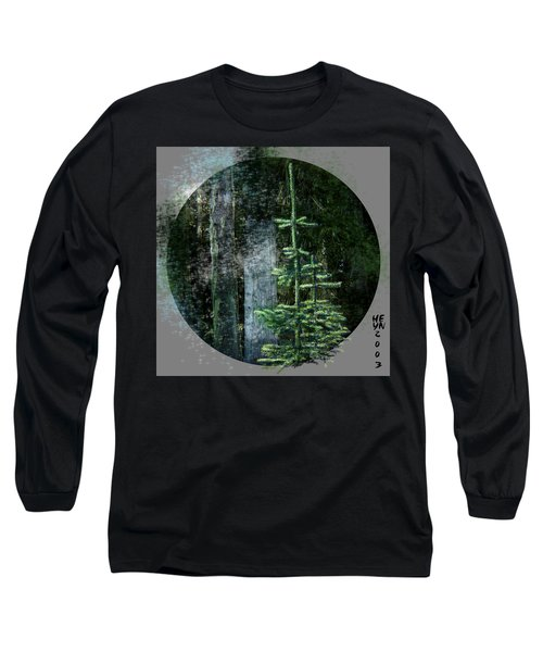 Fir Trees - 3 Ages Long Sleeve T-Shirt