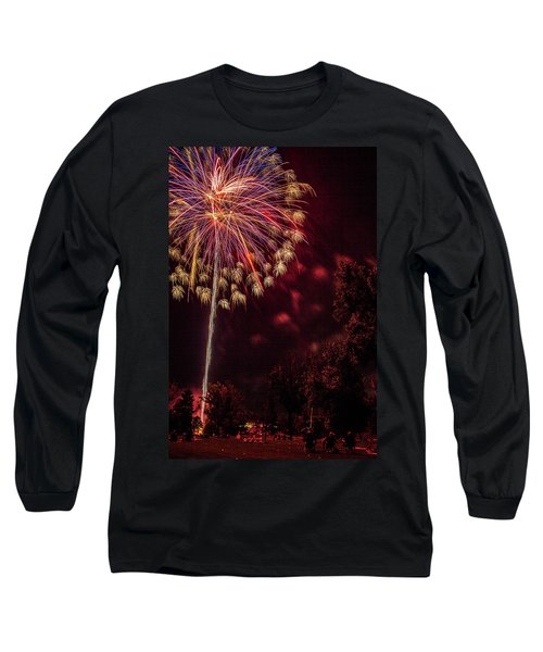 Fired Up Long Sleeve T-Shirt