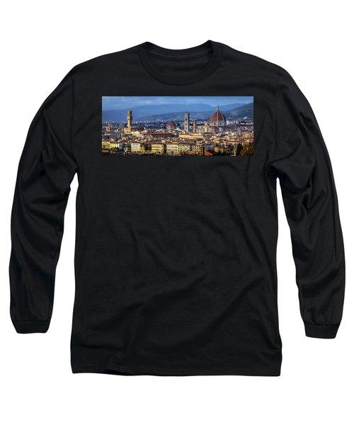 Firenze Long Sleeve T-Shirt by Sonny Marcyan