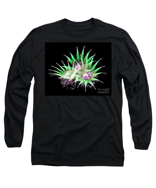 Firework Harlequin Long Sleeve T-Shirt