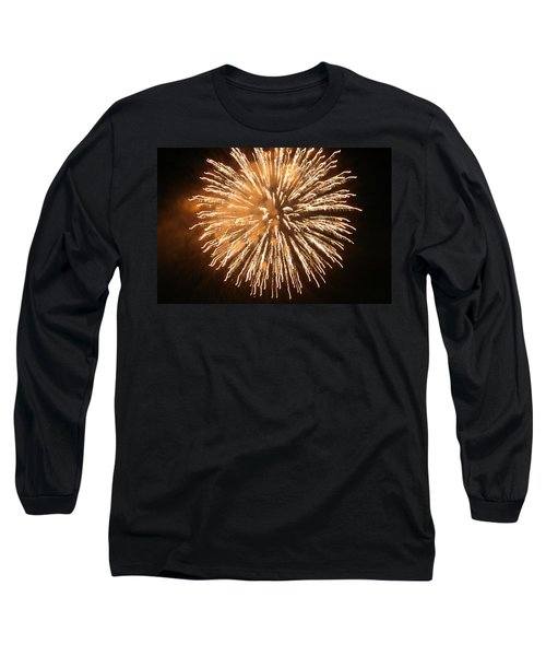 Fireworks In The Park 5 Long Sleeve T-Shirt