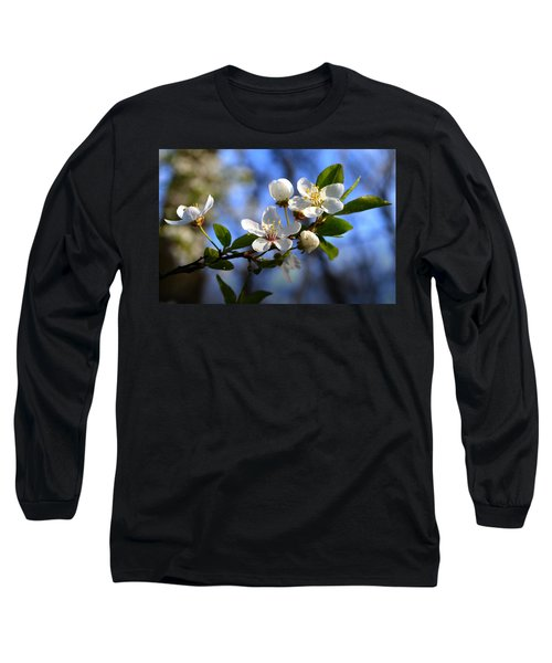 First Blossoms Long Sleeve T-Shirt