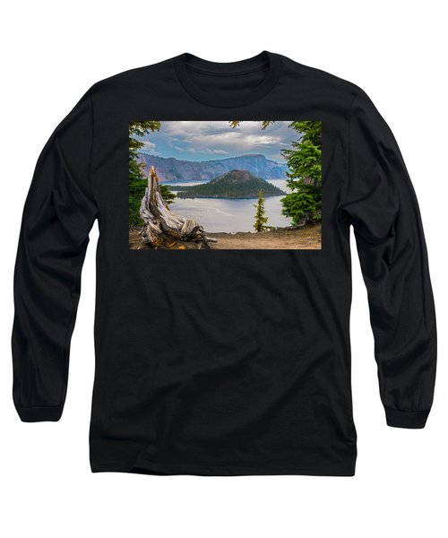First Crater View Long Sleeve T-Shirt