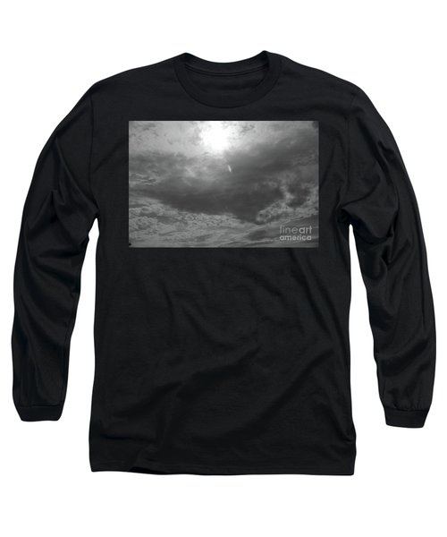 First Flakes Of The Season Long Sleeve T-Shirt by Jesse Ciazza