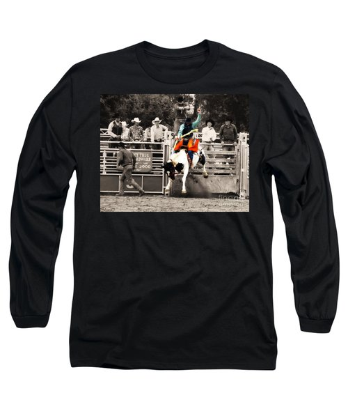 First Out Of The Chute Long Sleeve T-Shirt