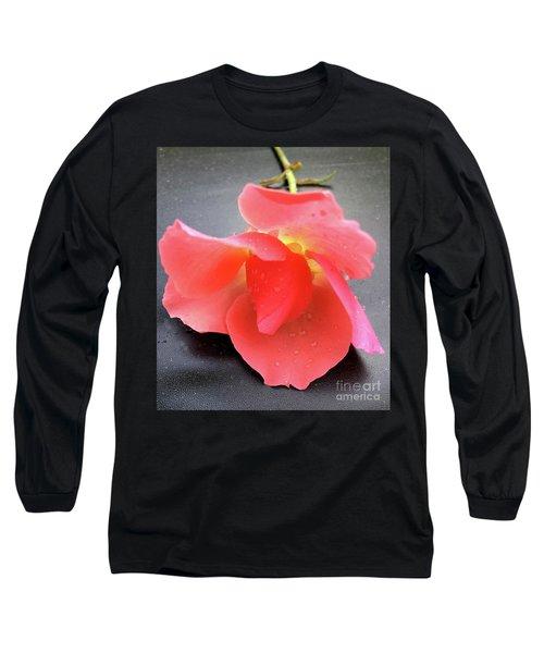 First Rose  Long Sleeve T-Shirt