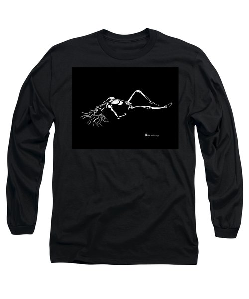 First Time Long Sleeve T-Shirt