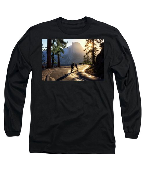 First Tracks Long Sleeve T-Shirt by Nicki Frates