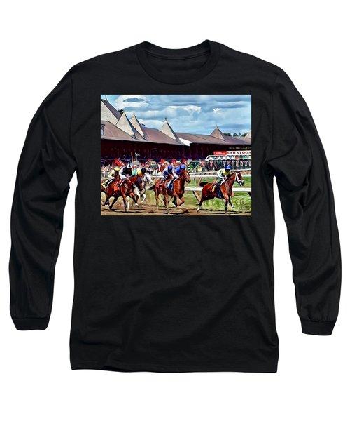 First Turn Saratoga Long Sleeve T-Shirt