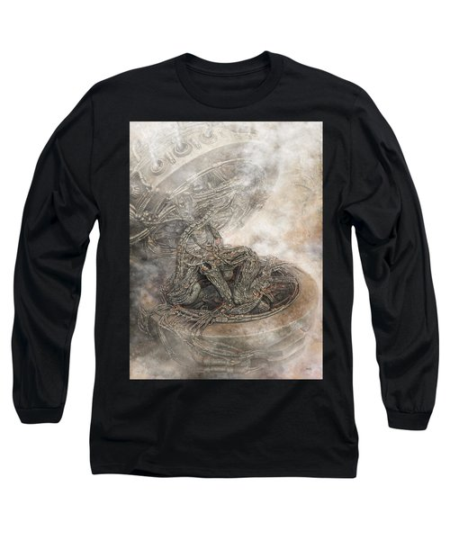 Fit Into The System Long Sleeve T-Shirt