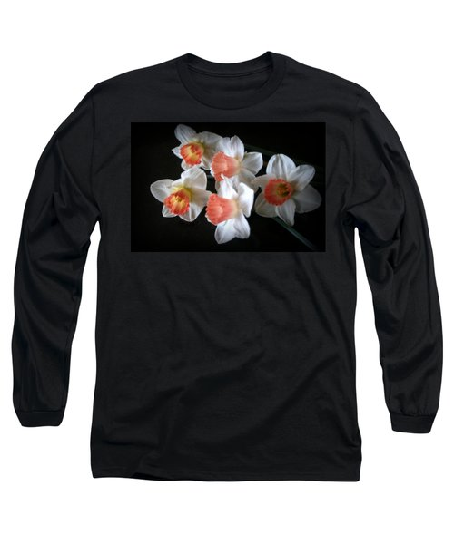 Five Daffodils Long Sleeve T-Shirt