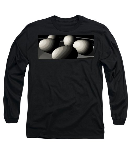 Five Eggs  Long Sleeve T-Shirt