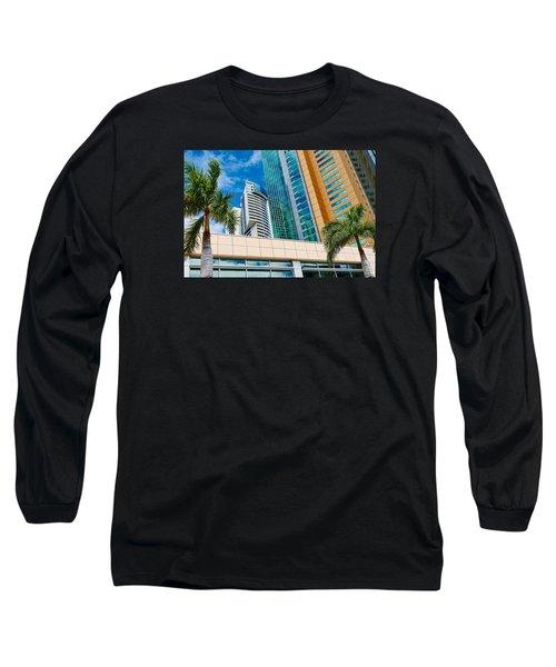 Fla-150531-nd800e-25113-color Long Sleeve T-Shirt by Fernando Lopez Arbarello