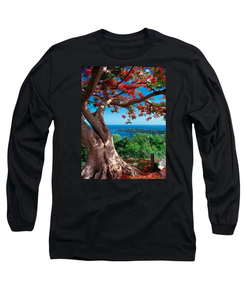 Flame Tree St Thomas Long Sleeve T-Shirt