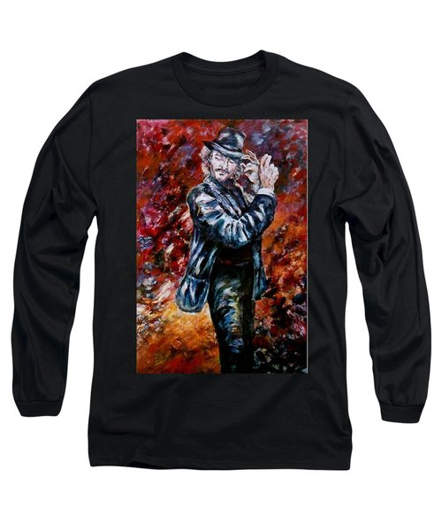 Flamenco Dancer 19 Long Sleeve T-Shirt