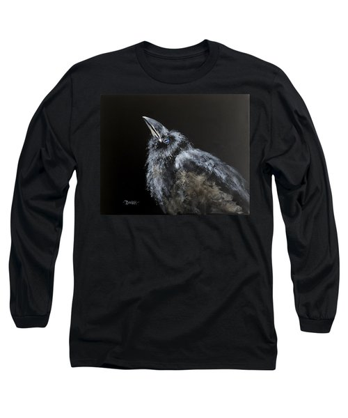 Fledgling Raven Long Sleeve T-Shirt