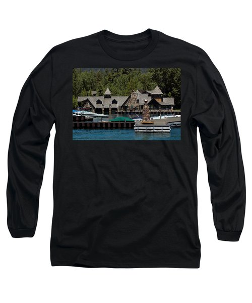 Fleur De Lac Mansion The Godfather II Long Sleeve T-Shirt