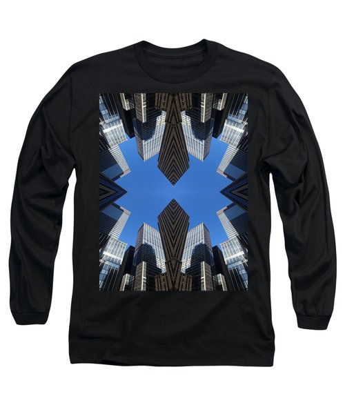 Nyc No. 14 Long Sleeve T-Shirt
