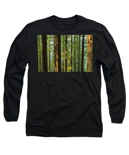 Multnomah Wahkeena Loop Long Sleeve T-Shirt