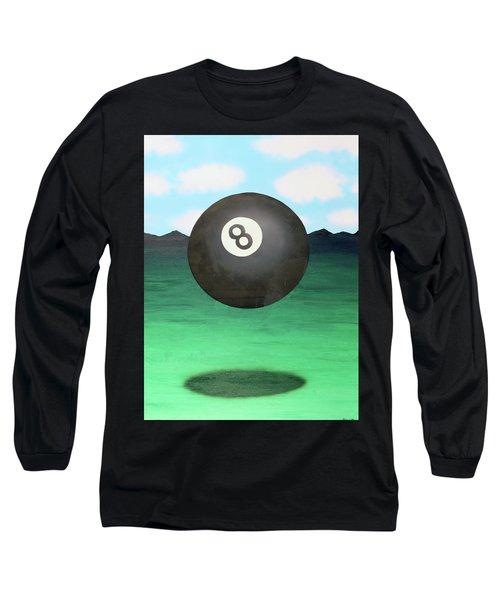 Floating 8 Long Sleeve T-Shirt