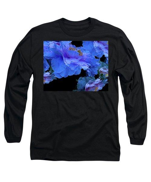 Floating Bouquet 10 Long Sleeve T-Shirt