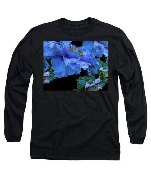 Floating Bouquet 14 Long Sleeve T-Shirt