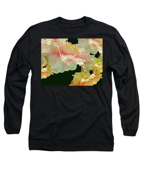 Floating Bouquet 31 Long Sleeve T-Shirt