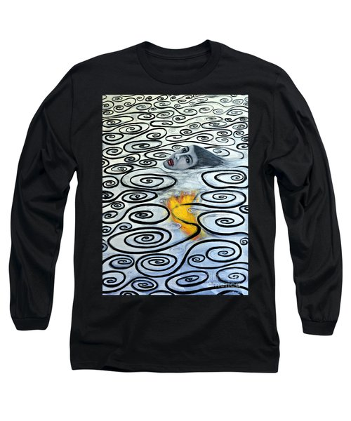 Floating Hearts Sixteen Long Sleeve T-Shirt