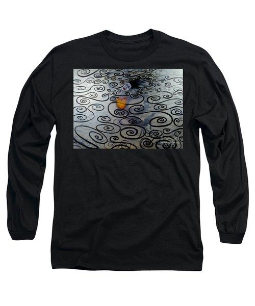 Floating Hearts Twenty Two Long Sleeve T-Shirt