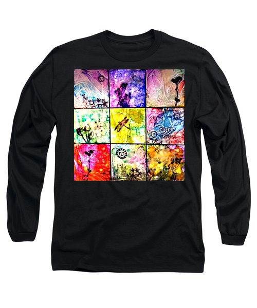 Floral Frenzy Long Sleeve T-Shirt
