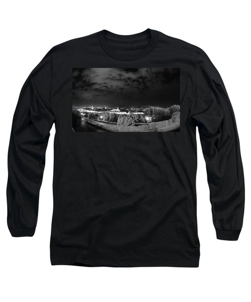 Florence From Above Long Sleeve T-Shirt