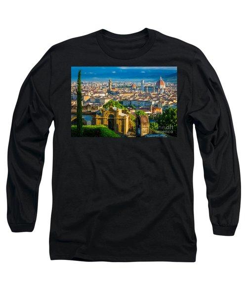 Florentine Vista Long Sleeve T-Shirt