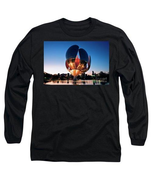 Florialis Generica I Long Sleeve T-Shirt by Bernardo Galmarini