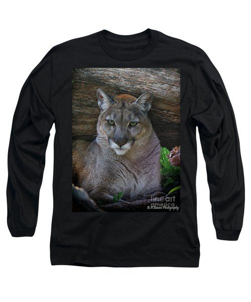 Florida Panther Long Sleeve T-Shirt