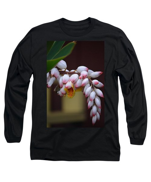 Flower Buds Long Sleeve T-Shirt