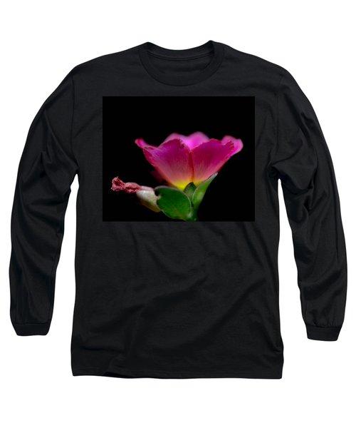 Flower Light Long Sleeve T-Shirt