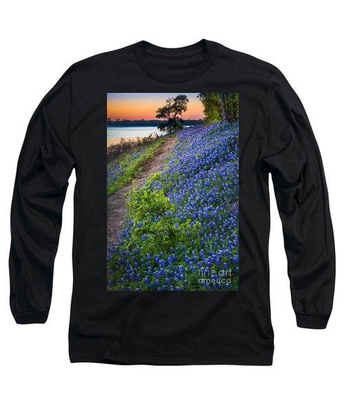 Flower Mound Long Sleeve T-Shirt