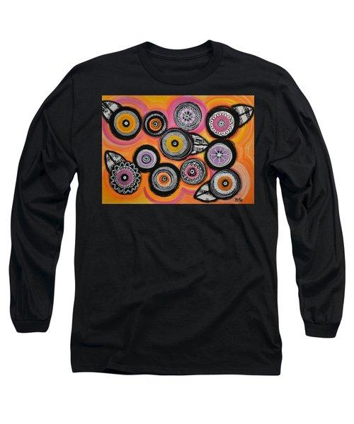 Flower Series 10 Long Sleeve T-Shirt
