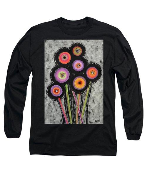 Flower Series 6 Long Sleeve T-Shirt