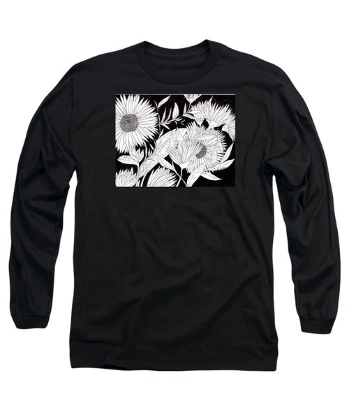 Flowers 2 Long Sleeve T-Shirt