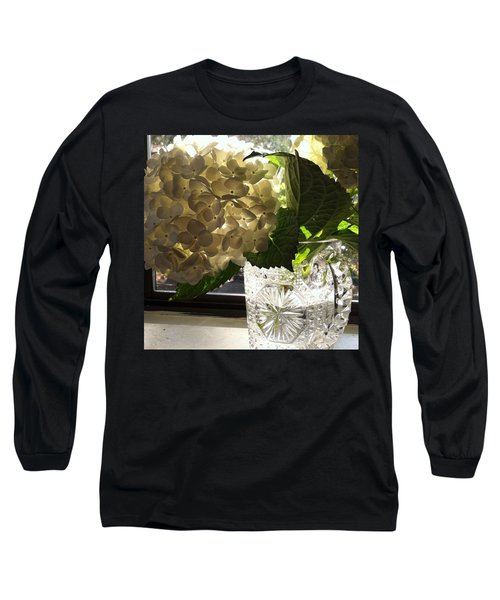 Flowers Always Inspire! Long Sleeve T-Shirt