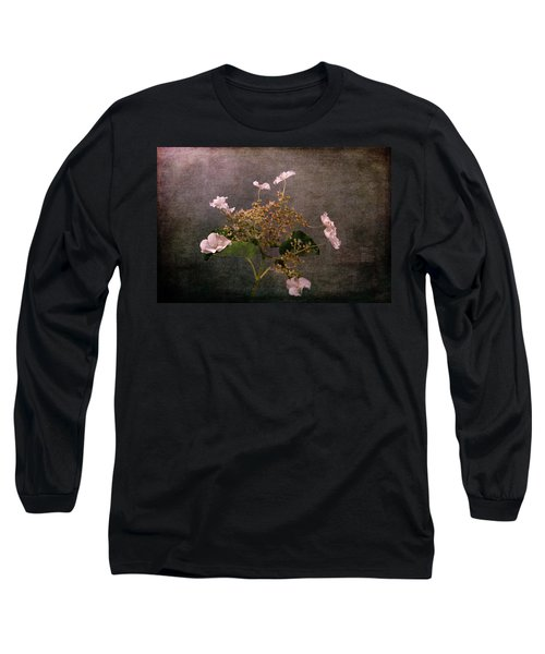 Long Sleeve T-Shirt featuring the photograph Flowers For The Mind by Randi Grace Nilsberg
