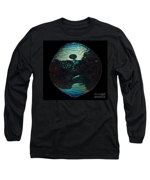 Fluid Evolution Long Sleeve T-Shirt